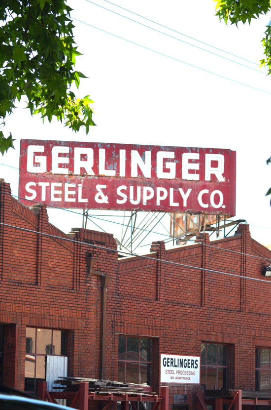 Gerlinger Steel & Supply Company - Redding, CA